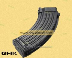 40rd Gas Magazine for AKM GBB by GHK